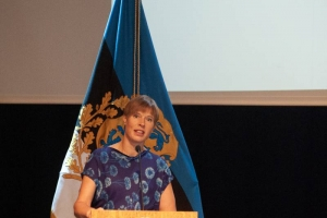 """Konkursi """"Eesti kaunis kodu 2018"""" auhindade üleandmine Viljandi Sakala Keskuses"""