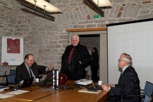 EKKÜ üldkoosolek Kadriorus 15.03.2016