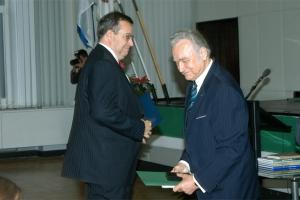 Patronaazi vahetus 2007