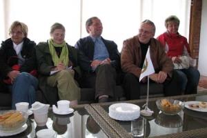 EKKÜ koosolek Topul 5.-6.06.2009